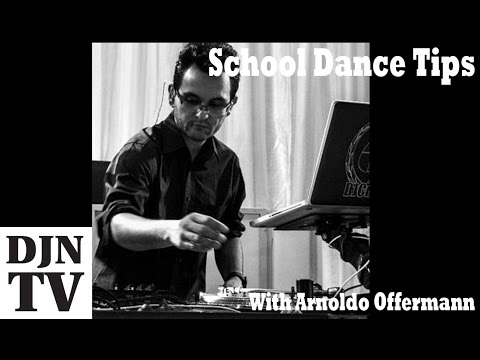 School Dance Tips For Your Fall Dances | With Arnoldo Offermann | #DJNTV