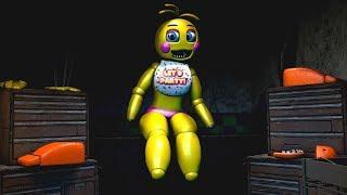[Фнаф потрібна допомога.] відновлення іграшка Чіка гри анімація - п'ять ночей у Фредді ВР