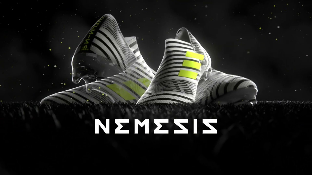 adidas Nemeziz Football Boots Hype - YouTube