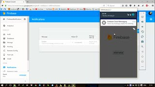 Android tutorial: Push notification using Firebase Cloud Messaging (FCM)