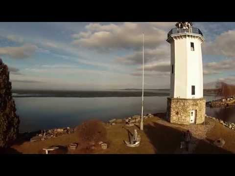 DJI Phantom - Lakeside park Fond Du Lac Wisconsin