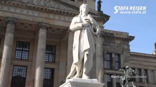 Gambar cover STAFA REISEN Reisevideo: Berlin, Deutschland