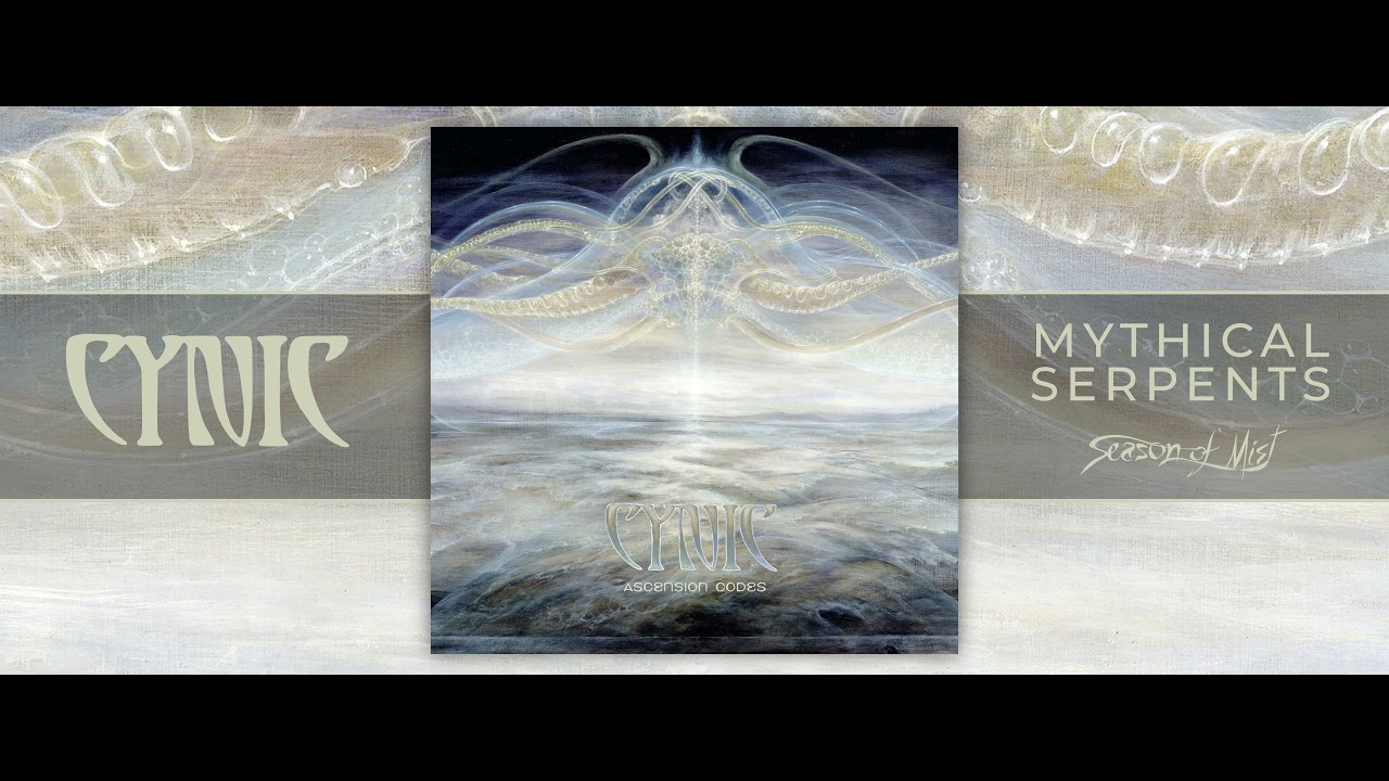 """CYNIC - """"Mythical Serpents"""" (Official Song Premiere) 2021"""
