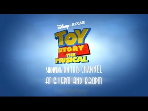 Disney Cruise - Toy Story The Musical (2012)
