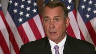 Rep. John Boehner responds to Obama
