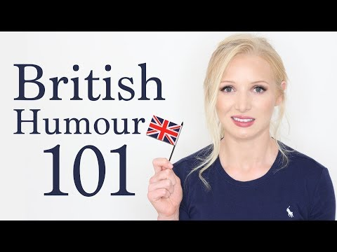 British And American Humor
