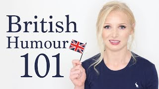 British Humour Explained (with examples) Video