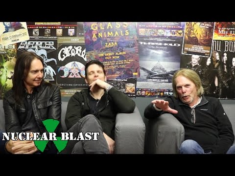 BLACK STAR RIDERS - 'Heavy Fire' Interview: Part 5 (OFFICIAL TRAILER)