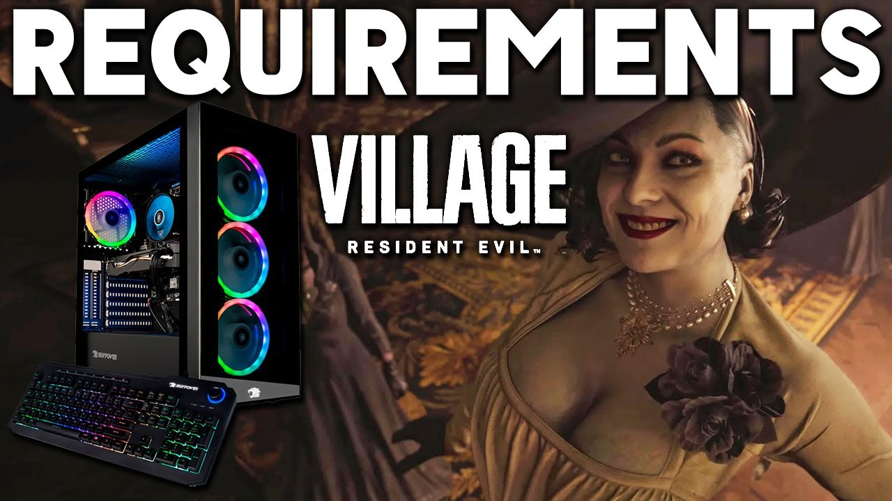 Resident Evil Village Benchmarks and System Requirements