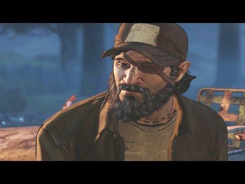 Kenny Flashback Scene - The Walking Dead Game Season 3 Episode 4  