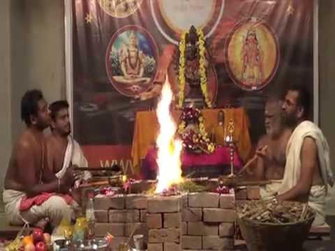 Maha Shivaratri Puja | Rudra Abhishekam Homam | 2015 Vedicfolks.com