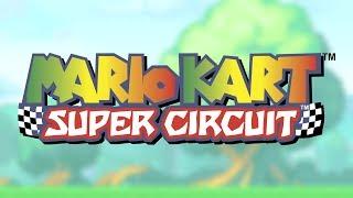 Snow Land - Mario Kart: Super Circuit