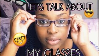 MY GLASSES/EYESIGHT: (REQUESTED VIDEO)