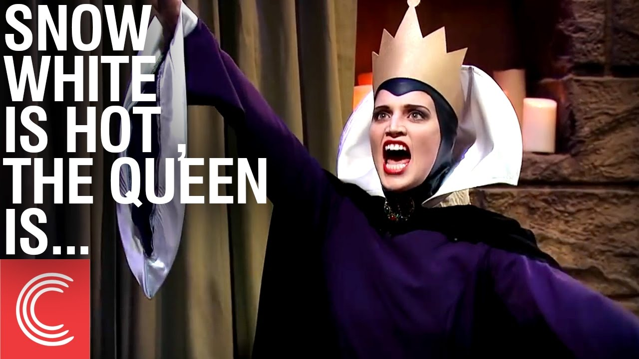 Snow white is hot the queen is youtube amipublicfo Choice Image