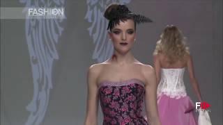 JORDI DALMAU Bridal 2016 | Barcelona Bridal Fashion Week by Fashion Channel