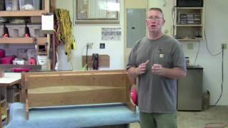 Design - Shaker Bench