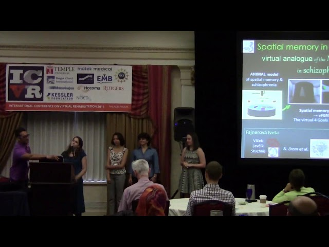 ICVR 2013 - PHILADELPHIA, PA - 1 Minute Poster Presentations