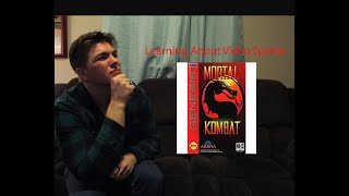 Learning About Video Games Ep. 7: Mortal Kombat (Genesis)