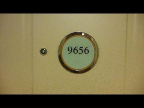 Royal Caribbean Jewel of the Seas Family Suite 9656 tour
