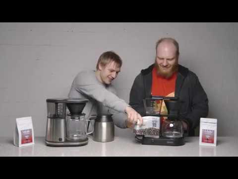 Сравнение дешевой капельной кофеварки с дорогой