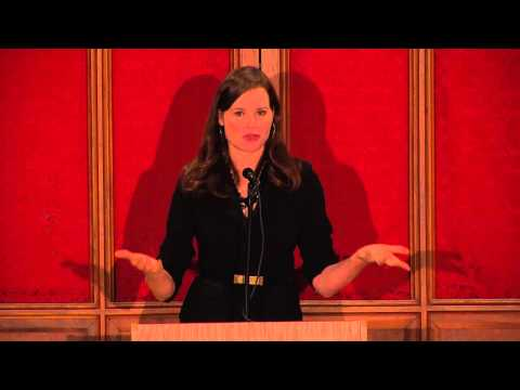 2012 Susan and Michael J. Angelides Lecture: Geena Davis