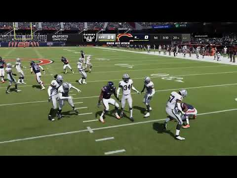 Madden 22 Game play |