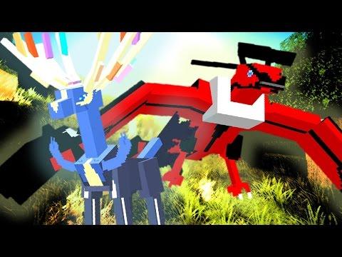 Repeat Minecraft Pixelmon Ranch - THE LEGENDARY FINALE PART