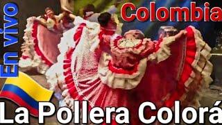 La pollera colorá. 🇨🇴 Cumbia de Colombia 🇨🇴