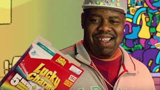 Biz Markie Does MARSHMALLOW ONLY Lucky Charms Ad | What