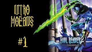 Soul Reaver 2 1080p HD Walkthrough Part 1 - Intro / Moebius  /w Commentary PC