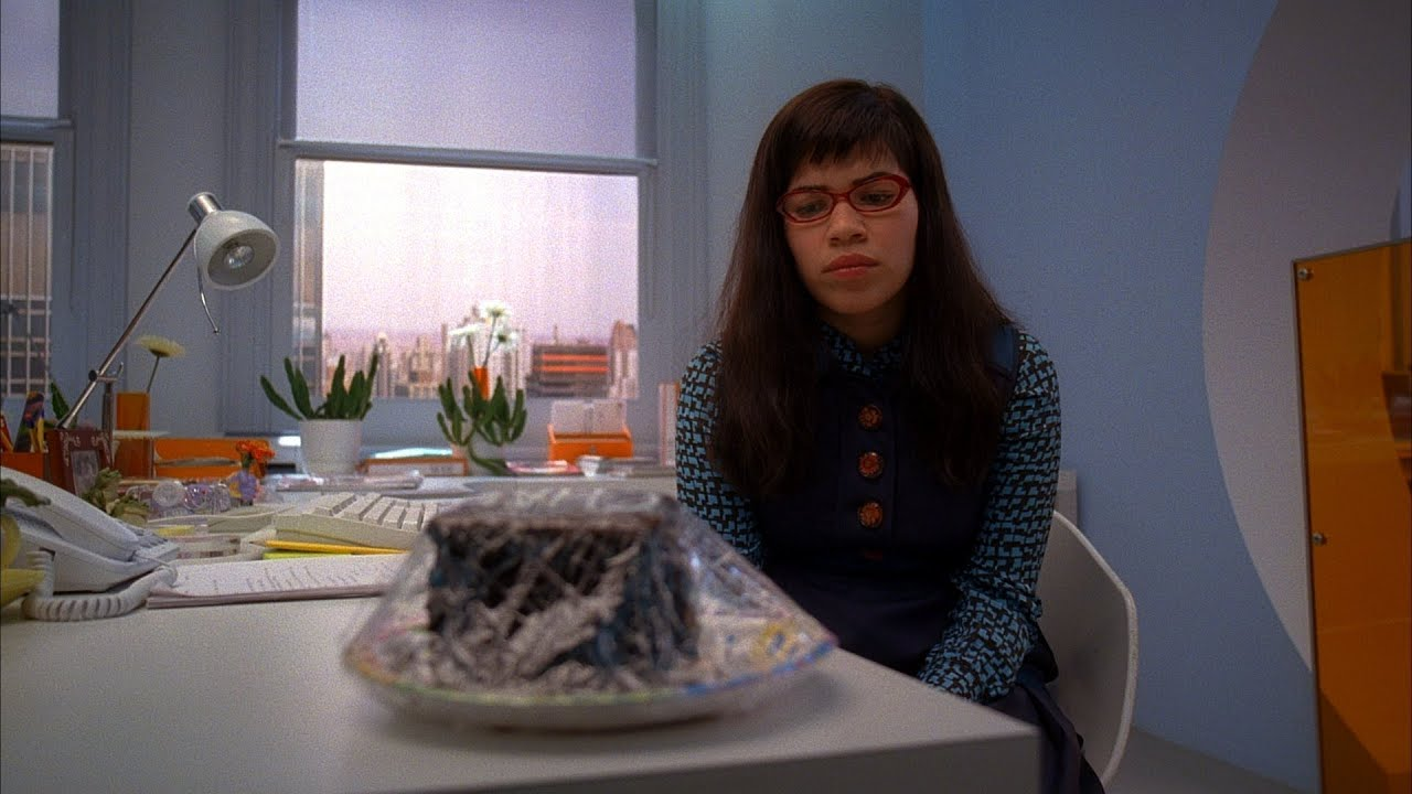 Image result for ugly betty icing on the cake