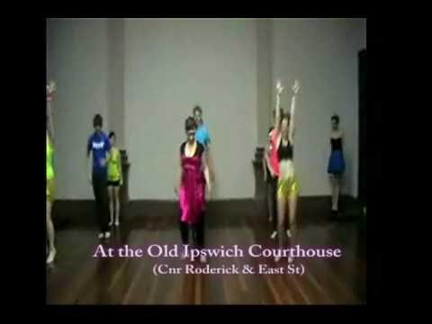 Eurobeat 2009 Rehearsal - Ipswich Musical Theatre Company