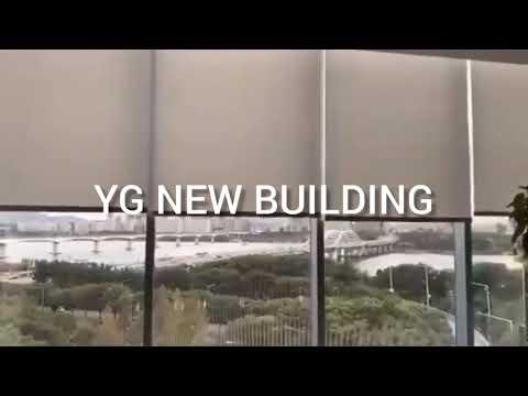 INSIDE YG NEW BUILDING | YG신사옥 보기
