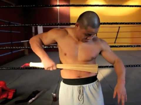 The Secret Of Shaolin Body Conditioning