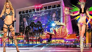Flamingo Las Vegas Room Tour Hotel Review No Cleaning Service