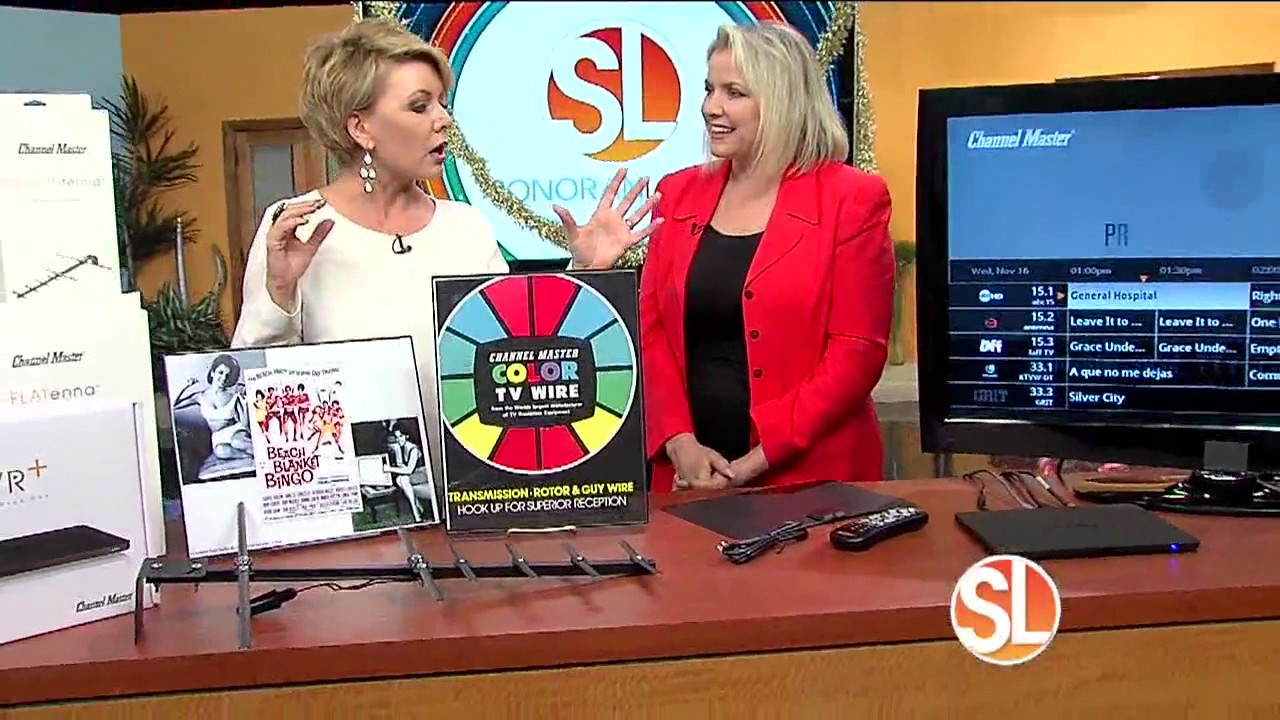 Channel Master | Jineane Ford Talks Free TV on ABC 15 Sonora Living News  Channel