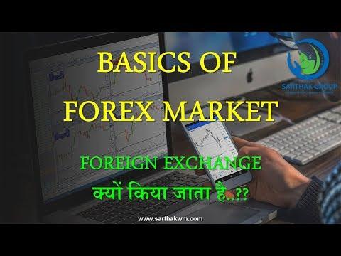 """Basics of Forex Market"" (Hindi) | ""बेसिक्स ऑफ फॉरेक्स मार्केट"" (हिन्दी)"