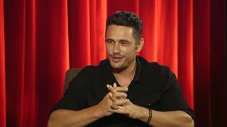 The hollywood masters: james franco on disaster artist