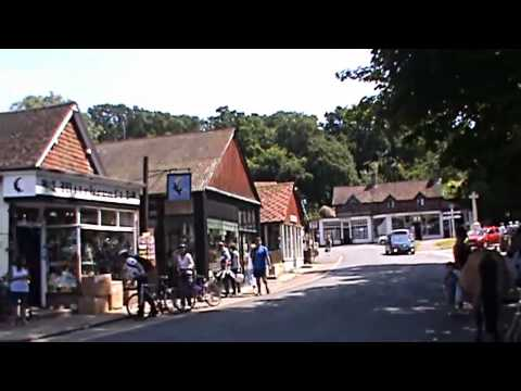 The New Forest, places to visit here, Burley, Hampshire, England. (17 )