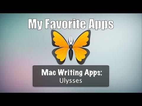 Ulysses: My Favorite Writing App for Mac