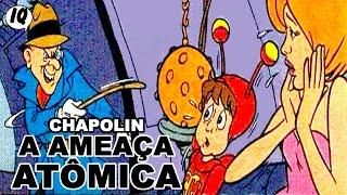 História em quadrinhos do Chapolin  - A ameça atômica