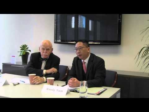 Hong Kong-Mainland Relations: HK Secretary of Justice Rimsky Yuen