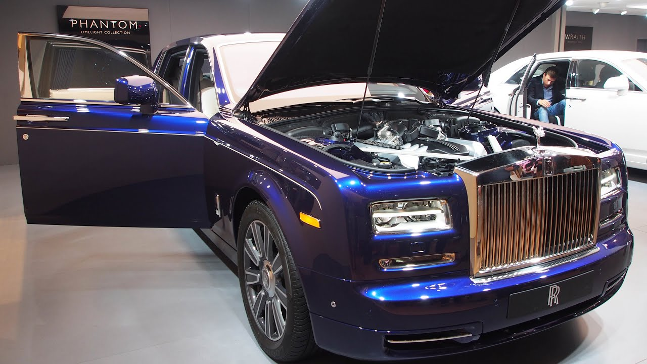 2016 rolls royce phantom limelight collection exterior and interior walkaround youtube. Black Bedroom Furniture Sets. Home Design Ideas