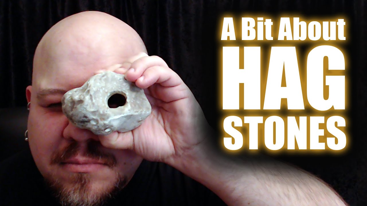 013 A Bit About Hag Stones Youtube They contain some stories, prophecies, and sometimes guides that can help the player by giving them hints on what to do. 013 a bit about hag stones youtube