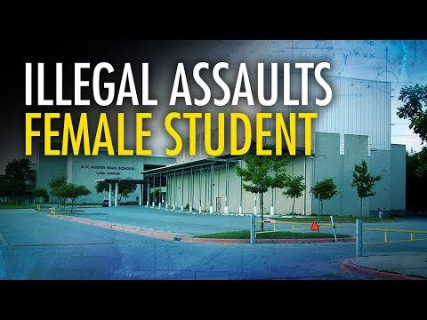 Students Rally For Illegal Alien Who Assaulted Female Student | Campus Unmasked