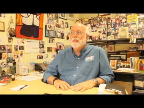 Father Greg Boyle Interview with Urban Scholars Compadres, part 1