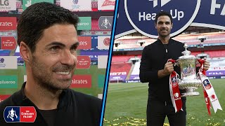 """I was brought in to win trophies"" 