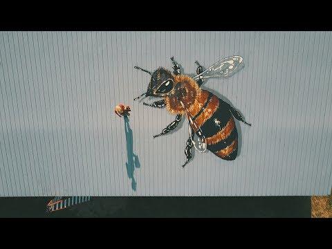 The Bee Barn   Lyons, Nebraska