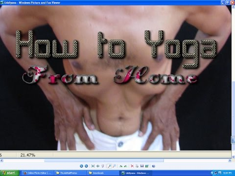 How To Learn Yoga Online From Home | Padmasana Lotus Pose For Beginners