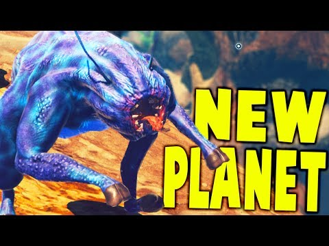 Planet Nomads - NEW PLANET FILLED WITH NEW ALIENS - Planet Nomads Early Access Gameplay